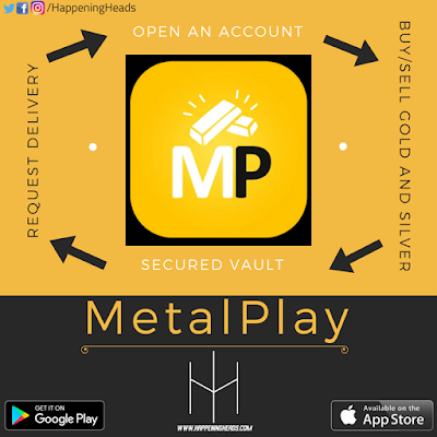 MetalPay app, buying gold and silver, mobile app, google play app, iOS app, mobile application, mobile app design, mobile apps download, mobile app download, sponsored, blog, blogs, blogging, happening heads