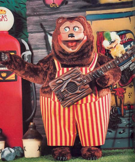 The Rock-afire Explosion (Unofficial ShowBiz Pizza Place Site)