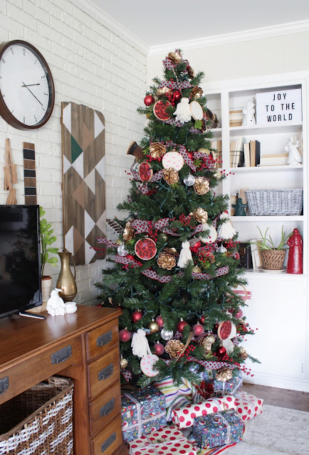 My Home Style: Christmas Tree Edition | House Homemade