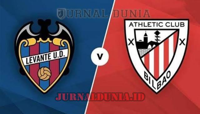 Prediksi Levante vs Athletic Bilbao , Juma't 05 Maret 2021 Pukul 03.00 WIB