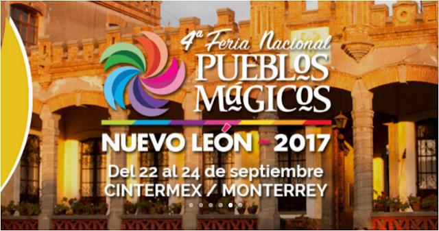 feria de pueblos mágicos nuevo leon 2017