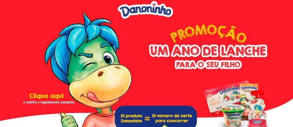 Promoção Danoninho 2020 1 Ano de Lanche Para Seu Filho