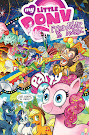 My Little Pony Paperback #10 Comic Cover A Variant