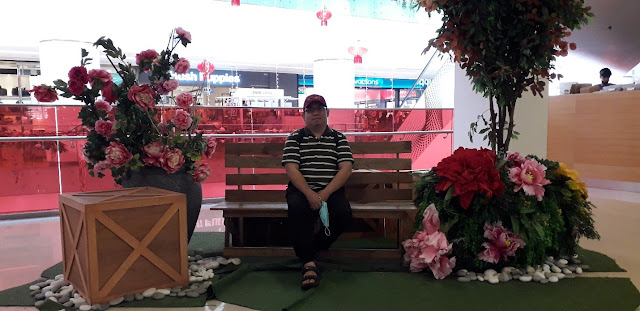 Ruang Rehat Sunway Putra Mall