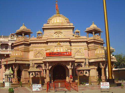 Kashtbhanjan Hanuman Temple - Sarangpur