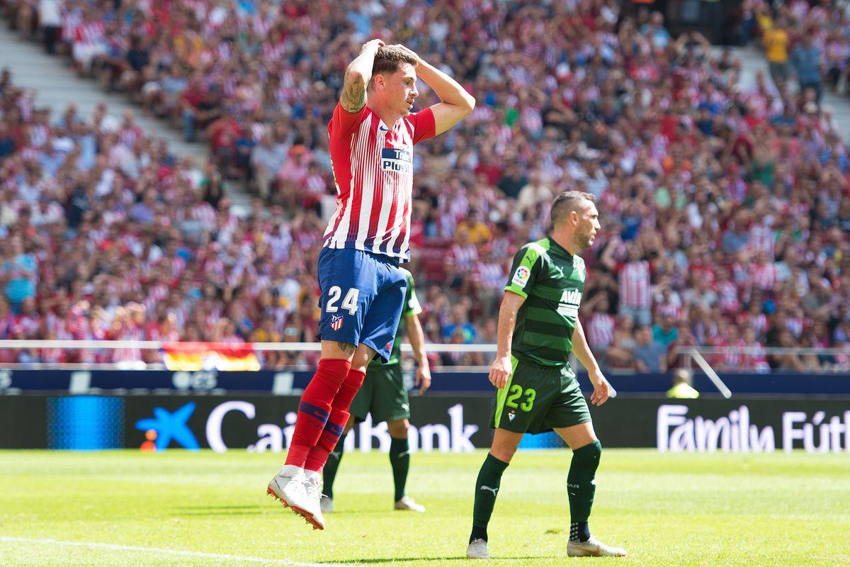 مشاهدة مباراة اتلتيكو مدريد وايبار