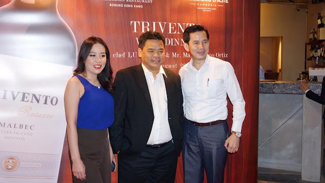 Avec Phal Leakena (Directrice Générale Almond) et Luu Meng