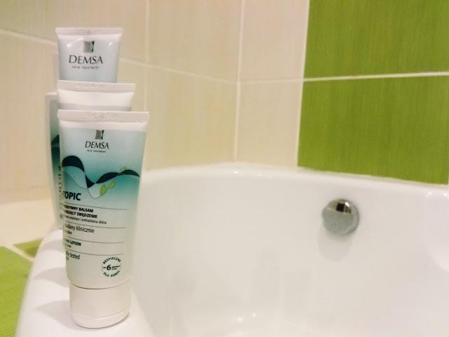 DEMSA- kosmetyki do atopowej i suchej skóry + Konkurs