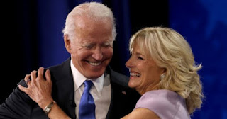 Jill Biden ... meet America's First Lady, wife of the US President