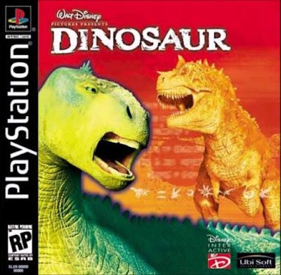 descargar disney's dinosaur psx mega
