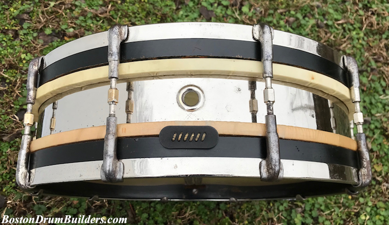 1910s Oliver Ditson Orchestra Drum