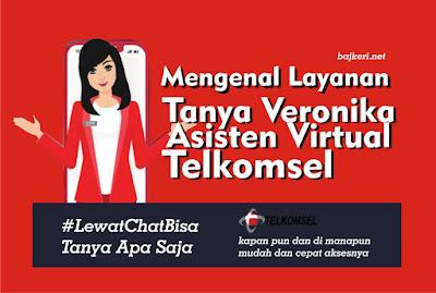 Mengenal Layanan Tanya Veronika Asisten Virtual