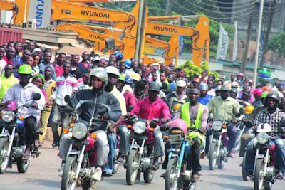 Okada Ban: Over 10,000 Youths To Lose Jobs In Anambra
