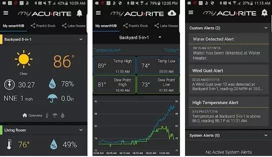 Aplikasi Pengukur Suhu Ruangan di Android-1