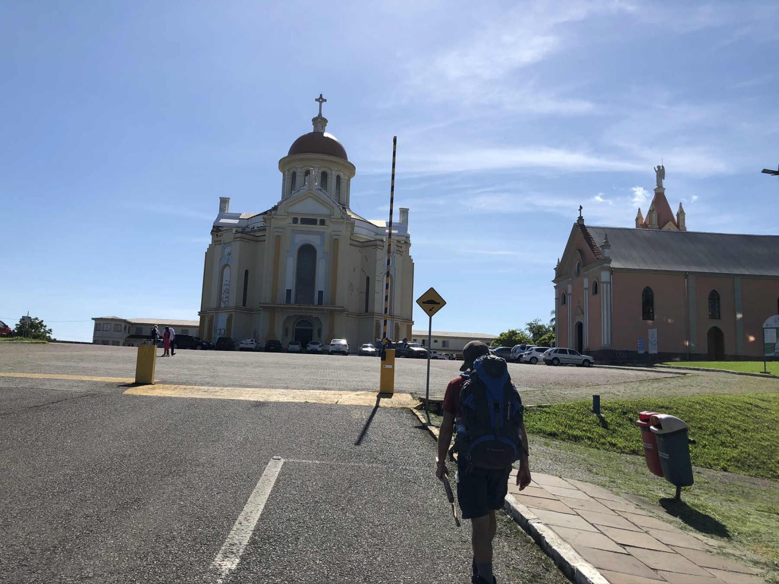 Santuário de Caravaggio Farroupilha