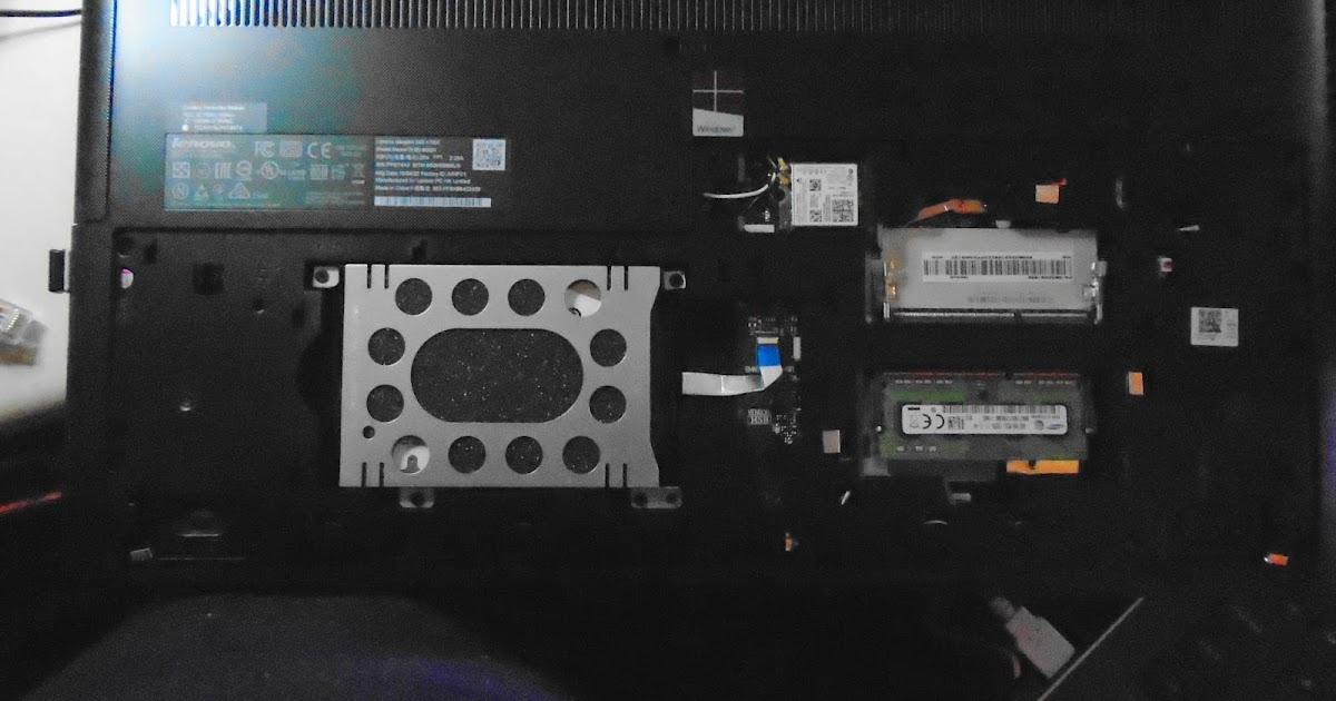 My Lenovo Ideapad 300-17ISK Hardware Upgrades | Fine Oils