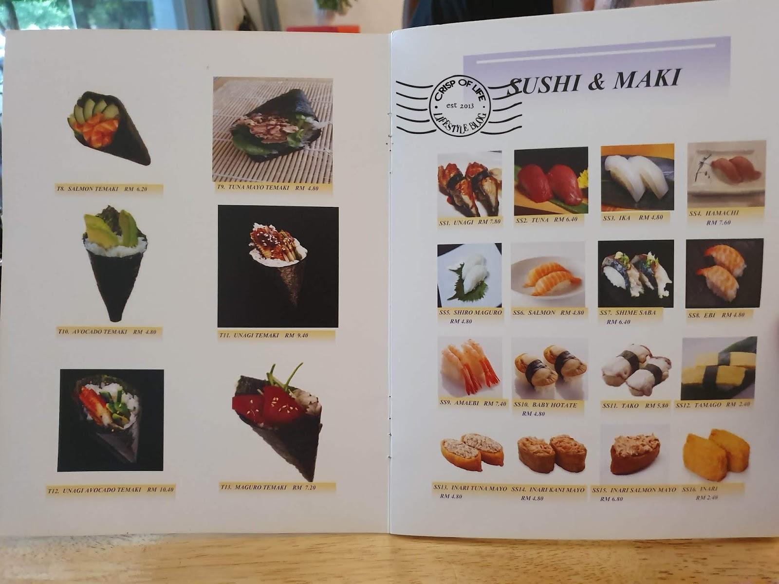 Howaitokuren Japanese Food @ Lembah Permai Tanjung Bungah Penang