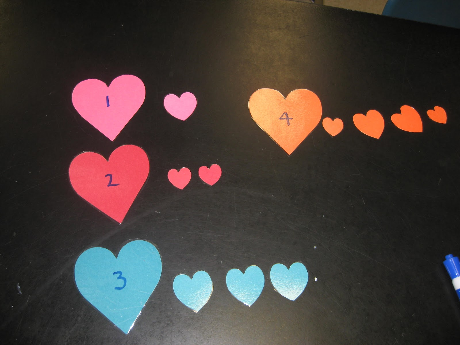 Suppers Youngans Amp Thangs Valentine Math For Preschoolers