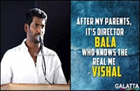 After my parents, it's director Bala who knows the real me – Vishal