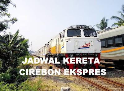 jadwal-kereta-api-cirebon-ekspres