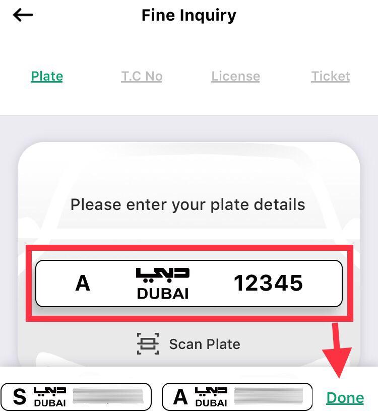 RTA Fines, Dubai Police Fines