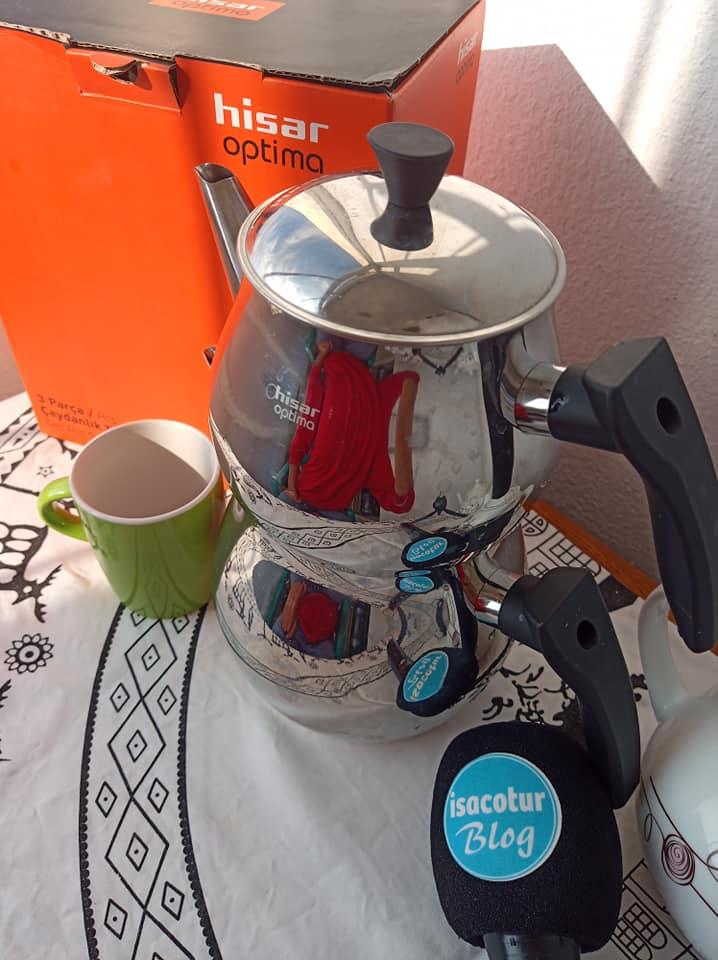 Hisar Optima Çaydanlık Seti Bim Aktüel Ürünler