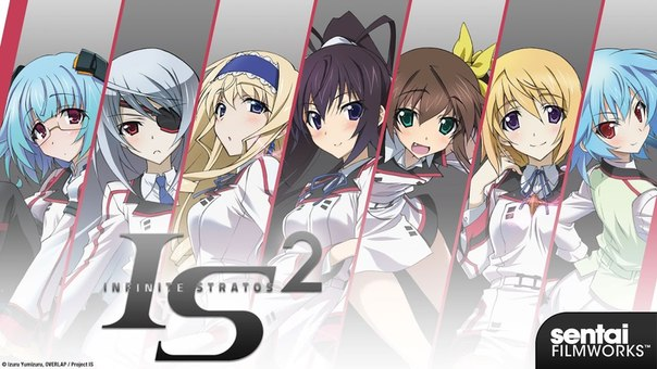 Infinite Stratos 2 BD Subtitle Indonesia