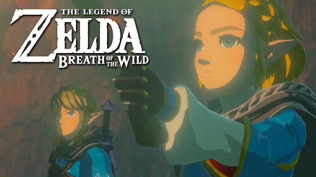 Trailer Game The Legend of Zelda: Breath of the Wild Telah Rilis!