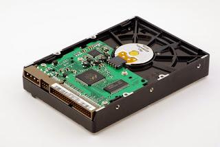 perangkat keras komputer harddisk
