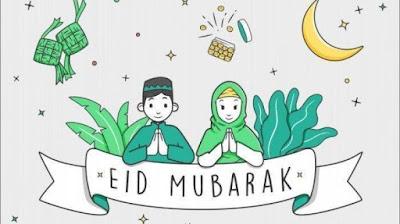 Hari Raya Lebaran Idul fitri