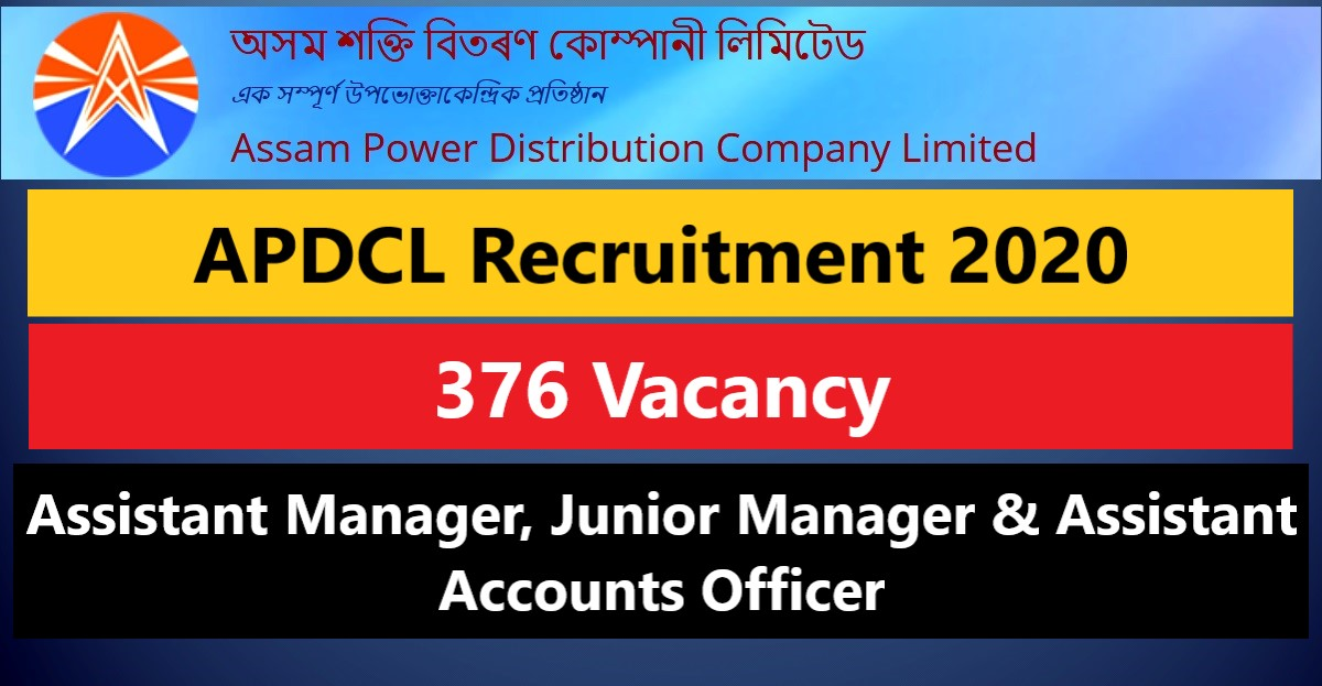 apdcl-recruitment