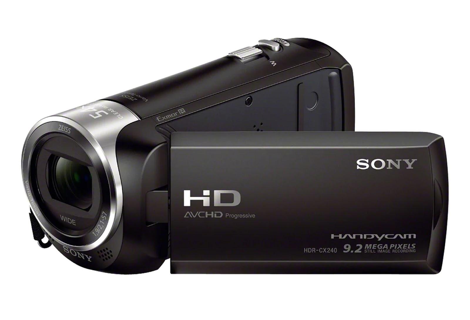 3 Rekomendasi Handycam, Termurah dan Berkualitas Tinggi
