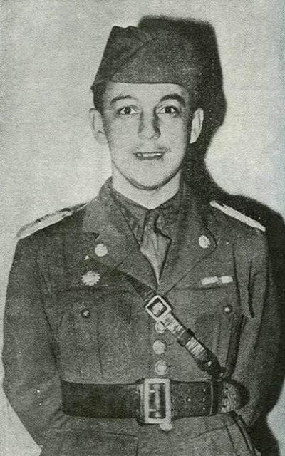 Alférez Mayor Marcos Pérez Jiménez