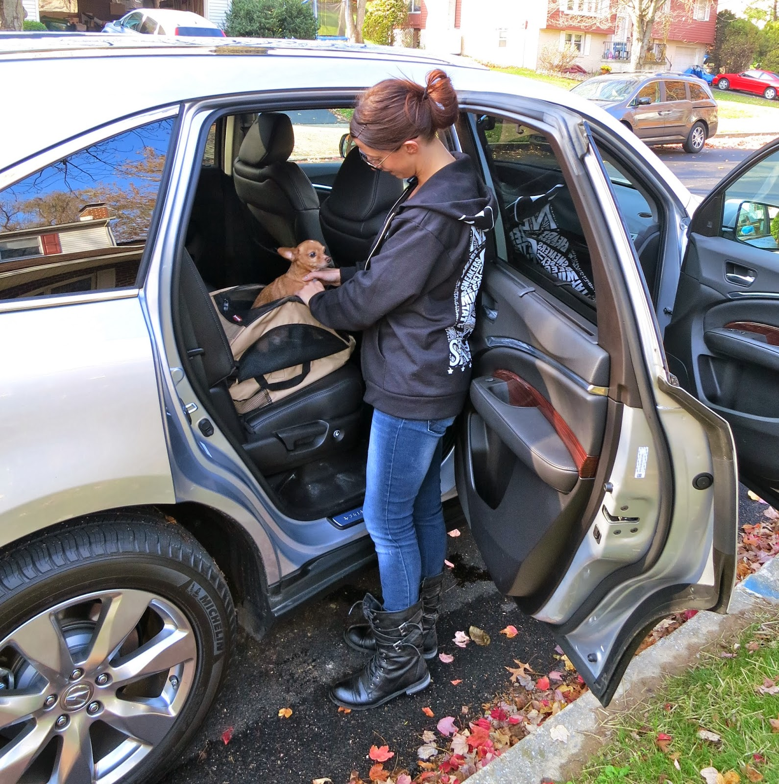 Ask Away Blog: 2014 Acura MDX: Drove It. Loved It. Here's