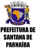 concurso Prefeitura de Santana de Parnaíba SP