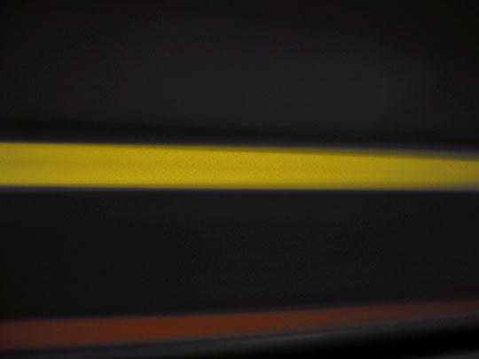 contemporary, photography, art, blurred, moving car, Sam Freek,