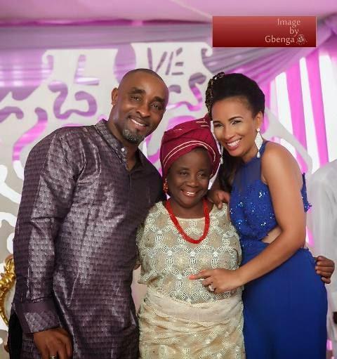 Image result for naijagists ibinabo wedding photos