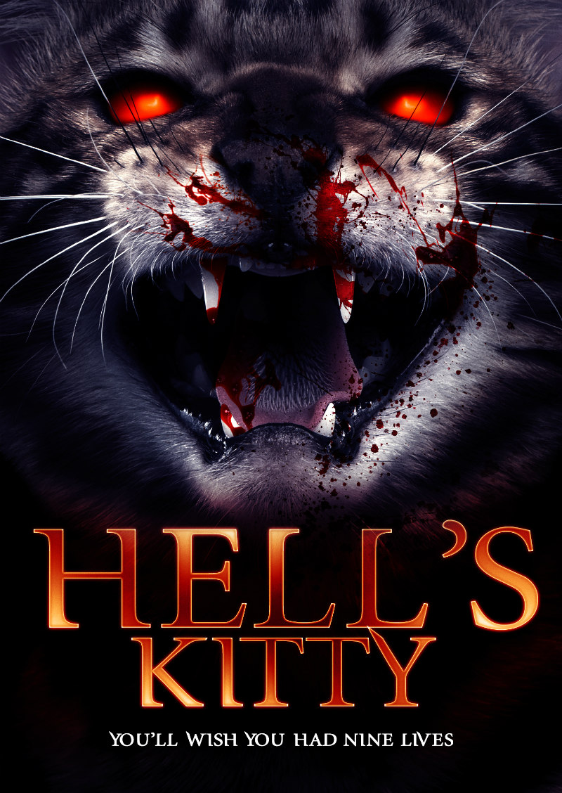 hell's kitty movie poster