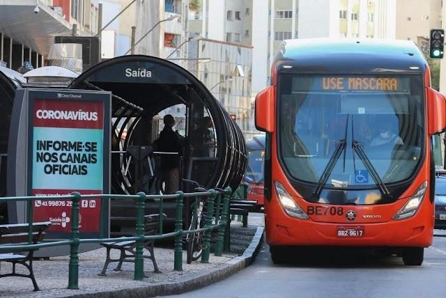 Motoristas e cobradores de ônibus serão vacinados contra a Covid-19 após grupo das comorbidades, dizem empresas