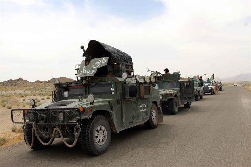 Rusia llama a retirar fuerzas militares extranjeras de Afganistán