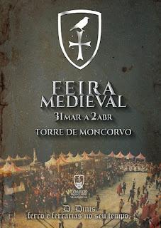 Resultado de imagem para feira medieval torre de moncorvo 2017