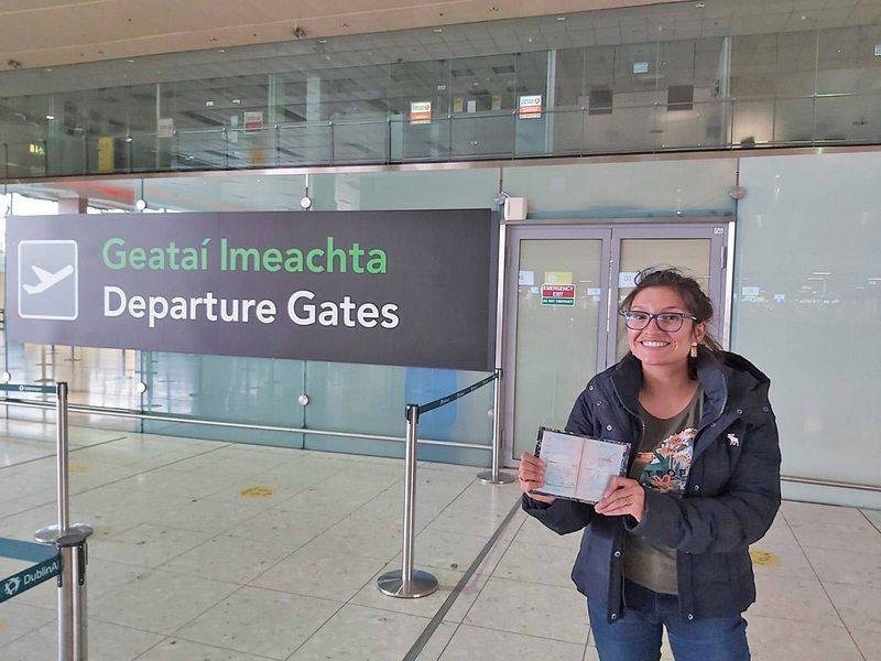 Chilena viajó a Dublín a estudiar inglés y terminó en prisión