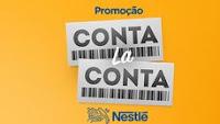 Promoção Conta la Conta Nestlé contalacontanestle.com.br