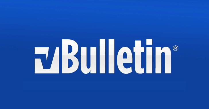 vBulletin hacking exploit