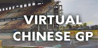 Gran Premio Carrera Virtual F1 China 19-4-2020