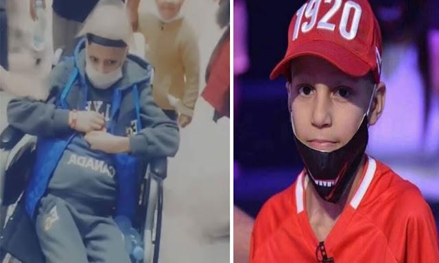 تونس : رسميا ... الطفل أحمد الخليفي يسافر للعلاج بعد تحصّله على تأشيرة بتدخل من رئيس الجمهورية قيس سعيد
