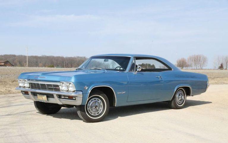 Chevrolet Impala SS Hardtop Coupe