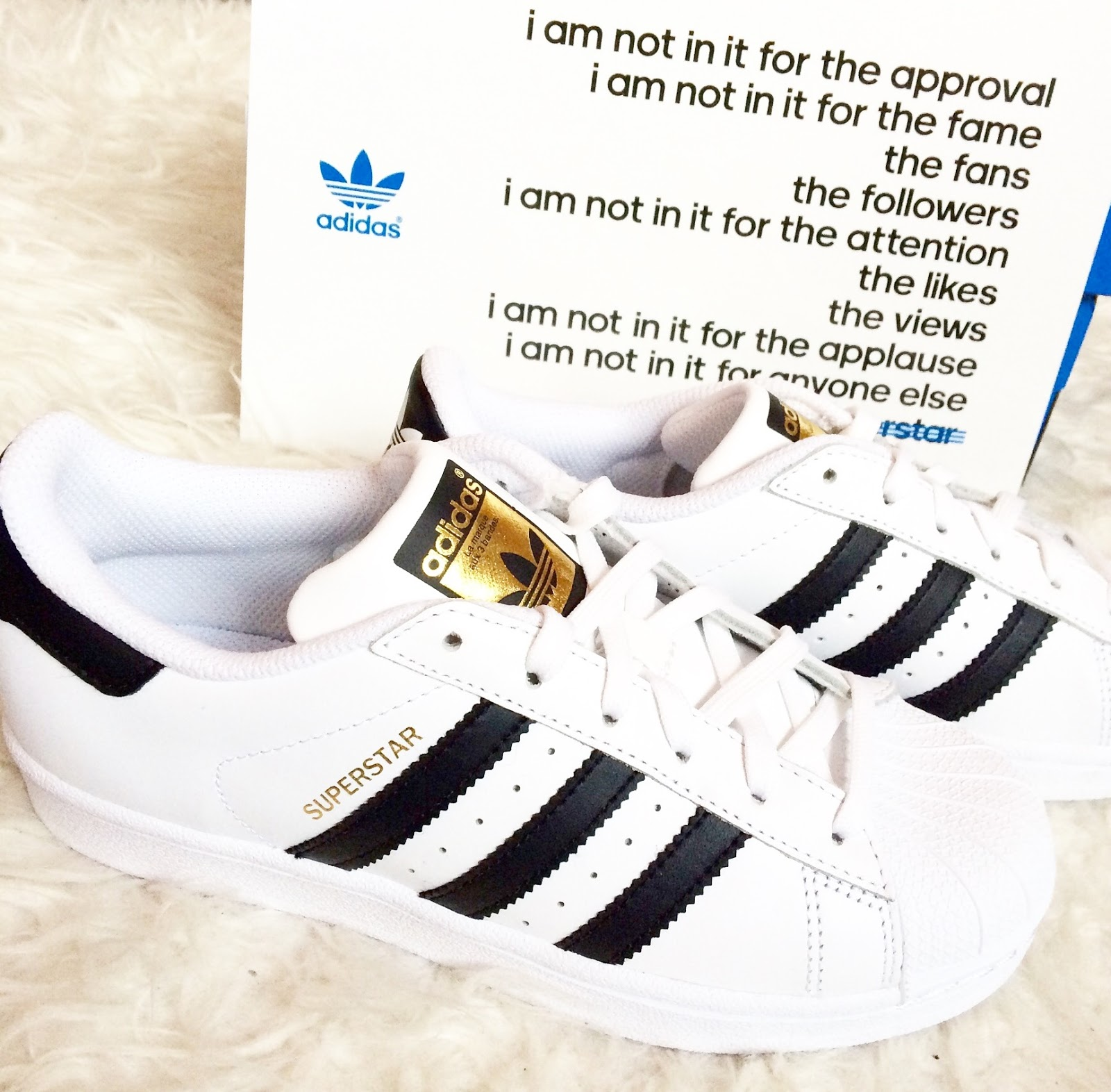 Details about Adidas Originals Men's Superstar La Marque Aux 3 Bandes Shoes Vintage sz 12