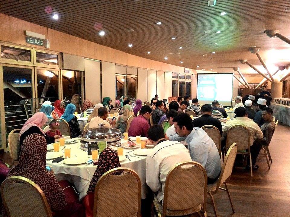 Majlis Makan Malam eQurban Bersama Rakan Niaga