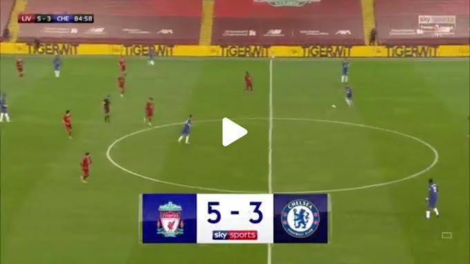 VIDEO: Liverpool 5-3 Chelsea / Premier League